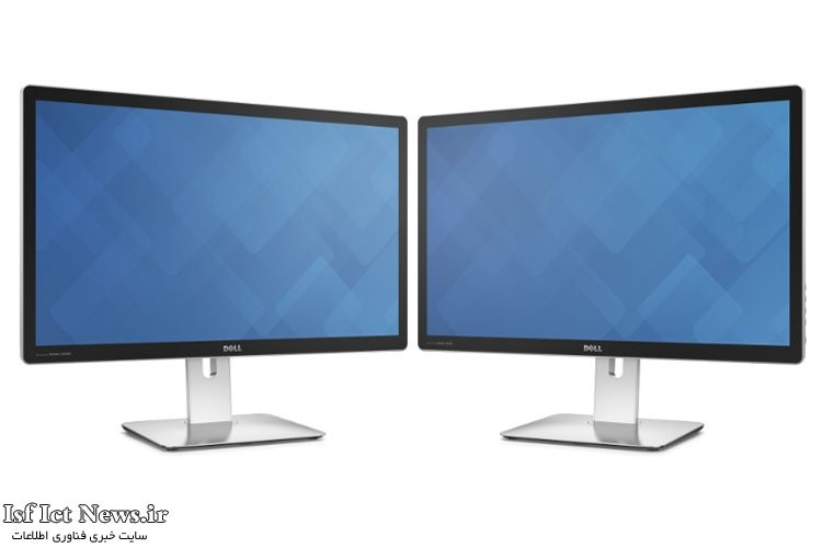رونمایی Dell از اولین مانیتور رومیزی 5K جهان