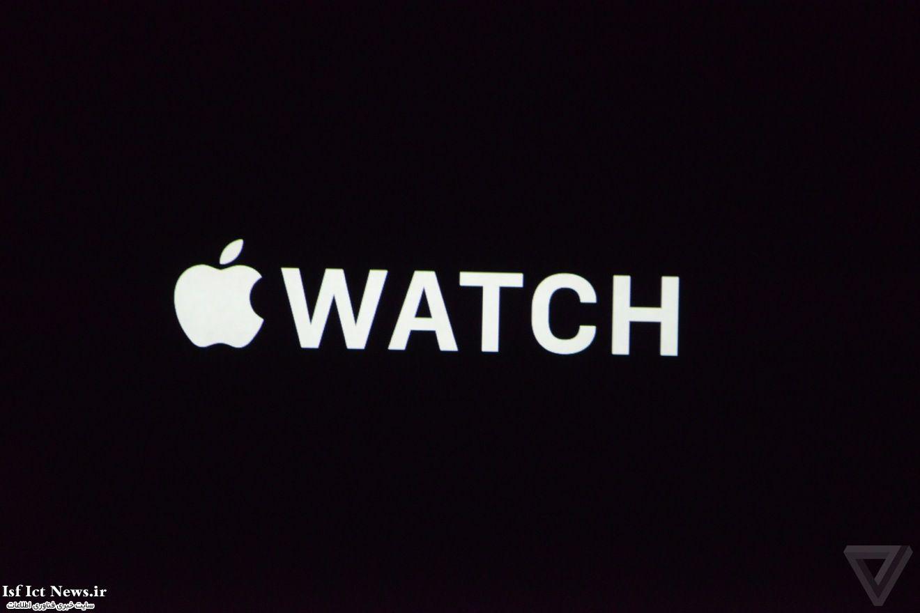 معرفی ساعت های هوشمند اپل : Apple Watch