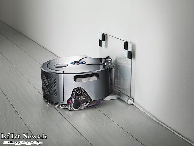 مستخدم هوشمند منزل شما ! آشنایی با جارو ربات شگفت انگیز Dyson 360 Eye