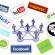 اینفوگرافیک : ۶۰ ثانیه در شبکه های اجتماعی