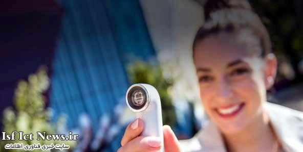 آشنایی با دوربین کوچک و جالب RE اچتیسی