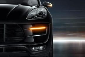 فتوگرافر : عرضه خودروی Macan compact SUV توسط پورشه