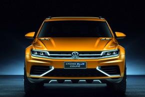 فتوگرافر : کوپه CrossBlue هیبریدی محصولی از شرکت Volkswagen