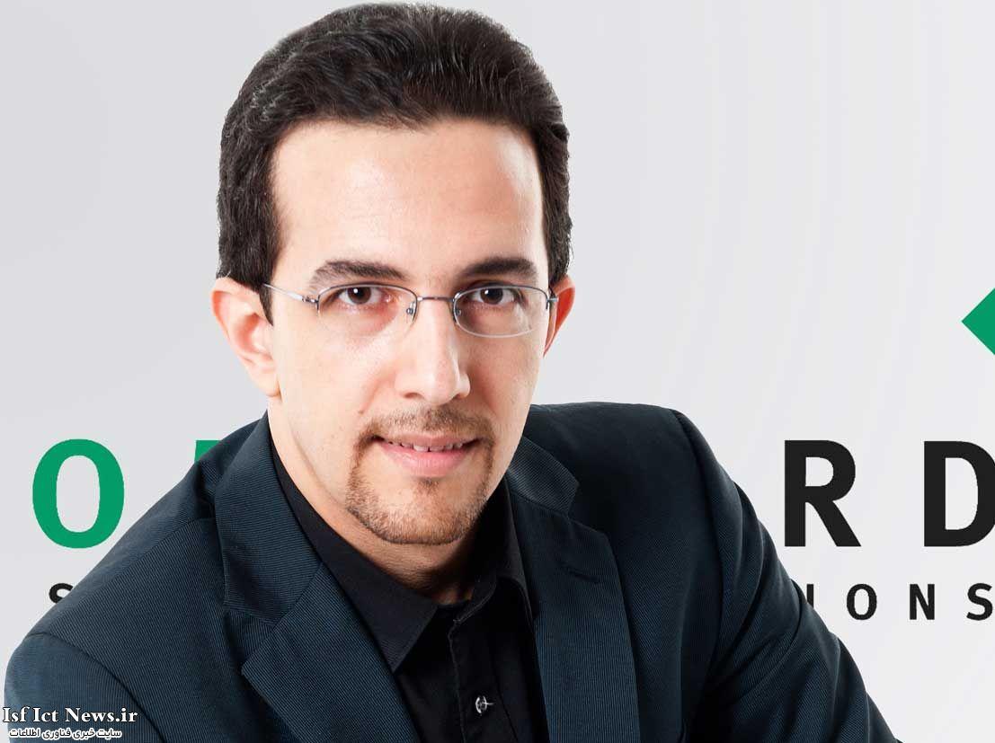 یک ایرانی برای چهارمین سال متوالی در لیست برترین مدیران در توسعه بازار فناوری اطلاعات خاورمیانه