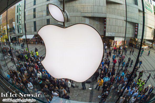 اپل نخستین کمپانی جهان به ارزش بیش از ۷۰۰ میلیارد دلار!