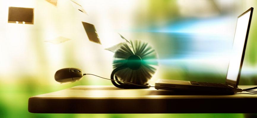 راهنمای خدمات الکترونیک: شکایت از اینترنت پرسرعت