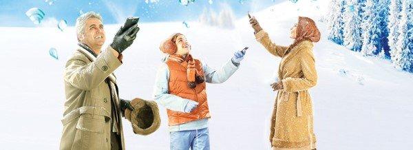 طرح های زمستانی همراه اول