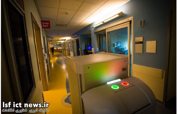 تماشا کنید : ارتش ربات ها در بیمارستان تازه تأسیس سانفرانسیسکو
