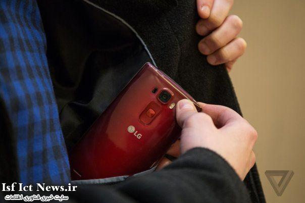 جی فکلس ۲ رسما معرفی شد؛ نگاهی نزدیک به موبایل خمیده ال جی