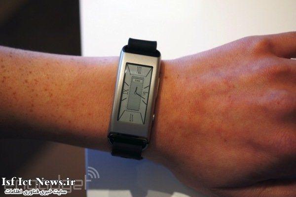 لنوو ساعت هوشمند تندرستی خود را معرفی کرد