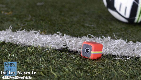 عکاسی در حرکت با دوربین مکعبی Polaroid