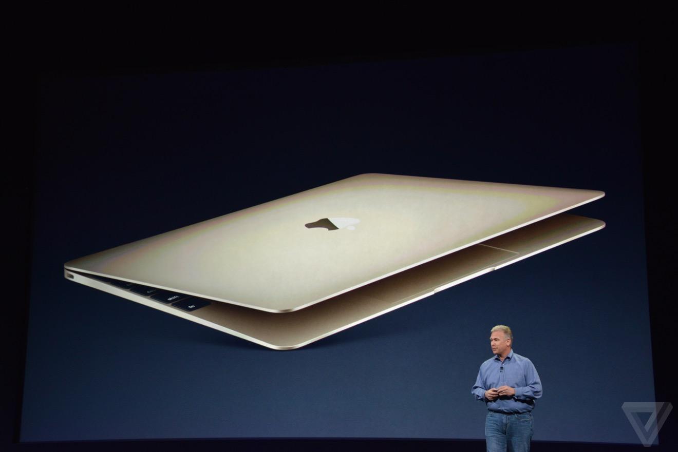 اپل مکبوک را با قیمت ۱۲۹۹ دلار  معرفی کرد