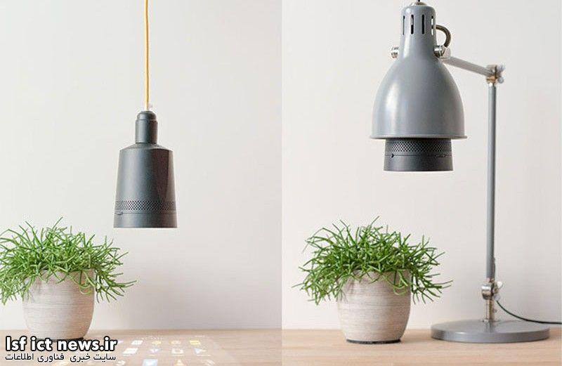 با این لامپ هر سطح صافی را به صفحهنمایش تبدیل کنید