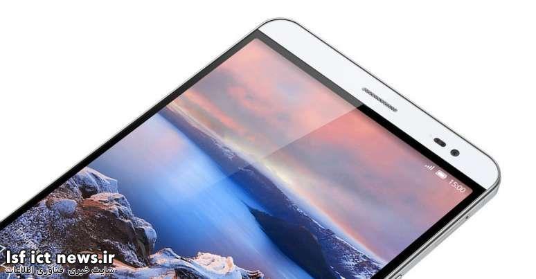 نمایشگاه MWC 2015: هوآوی تبلت جمع و جور، زیبا و قدرتمند MediaPad X2 را معرفی کرد