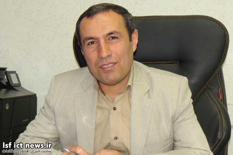 با حکم رییس جمهوری، ناصر علی سعادت رییس سازمان نظام صنفی رایانه ای کشور شد