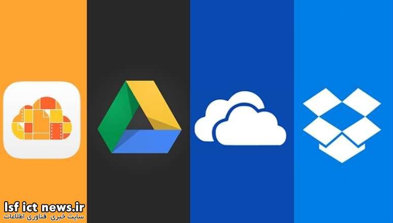 کدام را انتخاب کنم؟ مقایسه چهار سرویس فضای ابری Apple iCloud ،Google Drive ،OneDrive و Dropbox