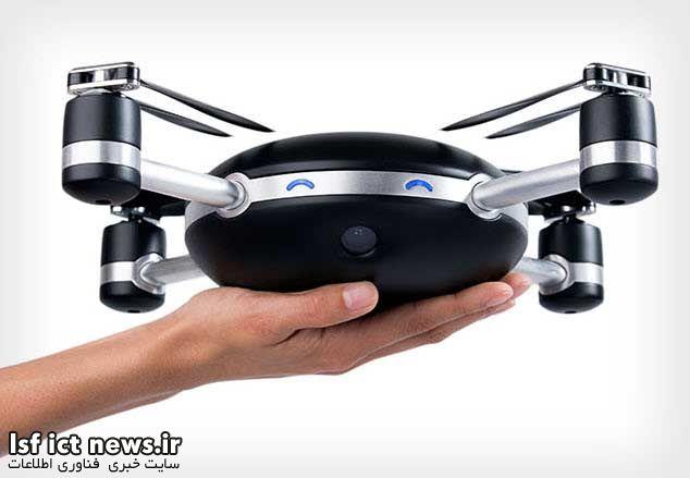 این دوربین به صورت خودکار در هوا پرواز میکند، دنبالتان میکند و از شما عکس و فیلم میگیرد