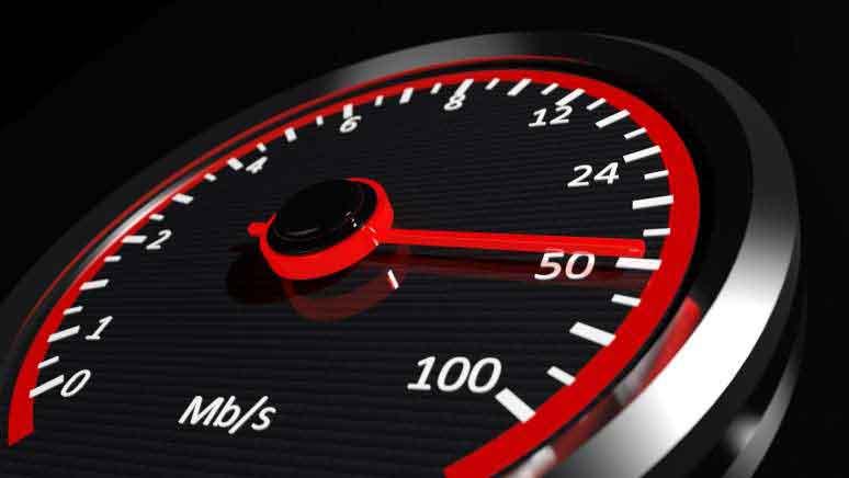 میانگین سریعترین سرعت اینترنت برای کدام کشور است؟
