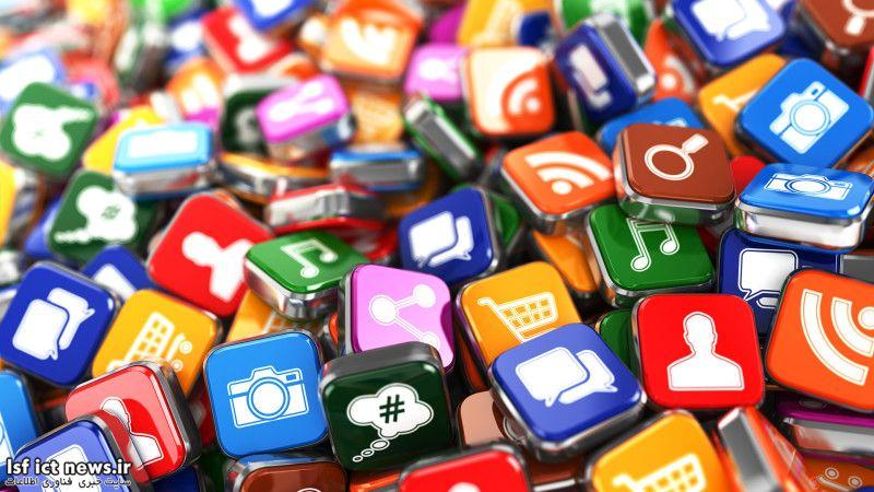 آمارهای جالب 10 شبکه اجتماعی در سال 2015