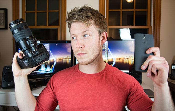گوشی، کامپکت یا DSLR؛ کدام را برای عکاسی انتخاب کنیم؟