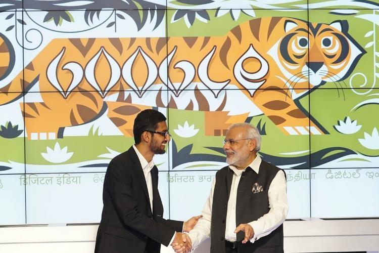 گوگل ۴۰۰ ایستگاه قطار را در هندوستان به وای فای مجهز میکند