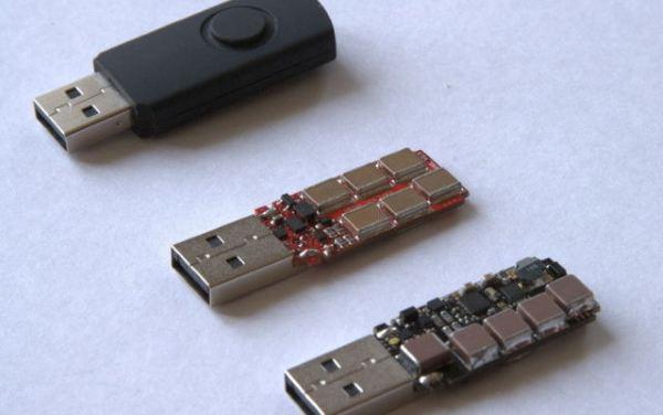 حافظه های USB  که می توانند کامپیوتر ها را منهدم کنند