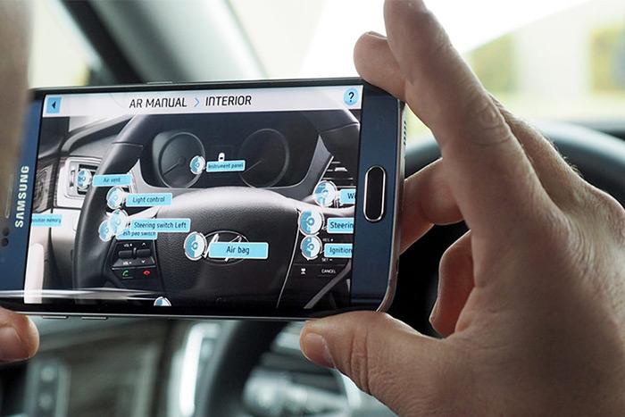 بهترین فناوریهای خودرویی CES 2016