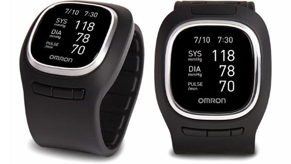 دستگاهی شبیه به ساعت های هوشمند برای اندازه گیری فشار خون