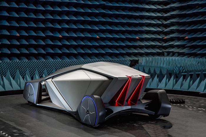 با «شیوا» ماشین خودران بدون پنجره آشنا شوید