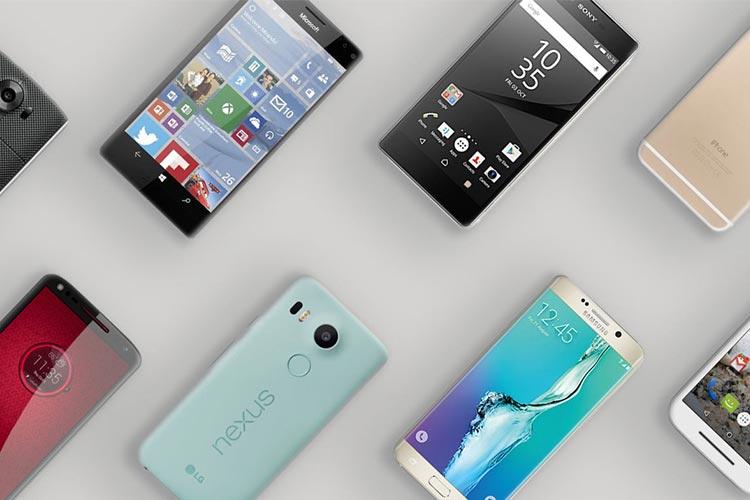 صنعت گوشیهای هوشمند در سال ۲۰۱۵ از نگاه آمار و ارقام