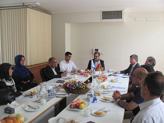 اولین جلسه هیات مدیره سازمان نظام صنفی رایانه ای در سال ۱۳۹۵ تشکیل گردید