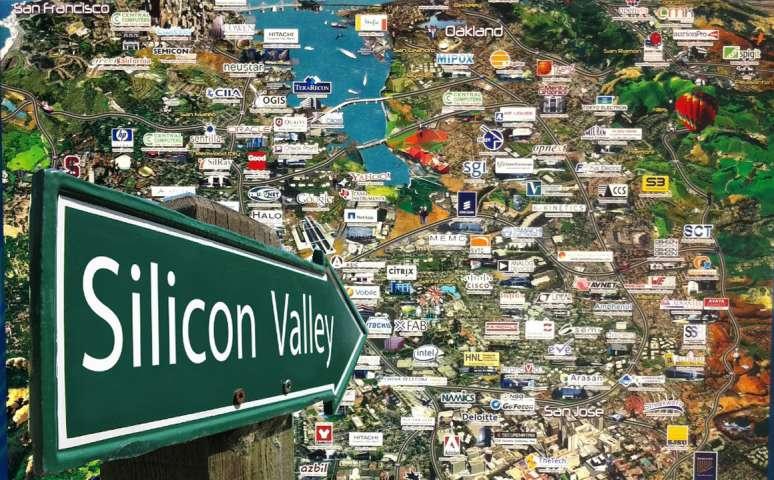 دره سیلیکون کجاست؟ عجیب ترین نقطه سخت افزاری جهان