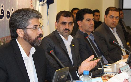 جلسه هم اندیشی مدیران، مسئولین و فعالین حوزه فناوری اطلاعات و ارتباطات برگزار شد
