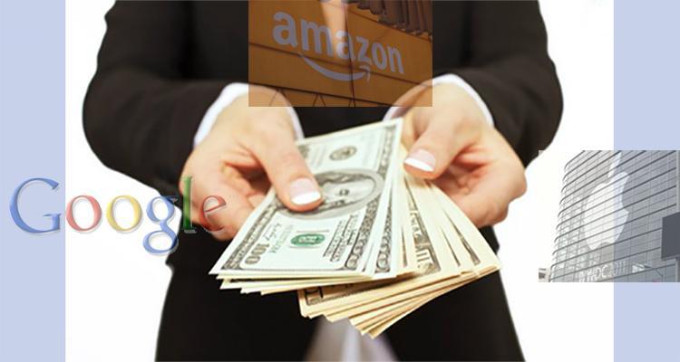 ۹ کمپانی که بیشترین حقوق را میدهند کدامند؟