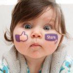 حضور کودکان در شبکههای اجتماعی پیش از تولد