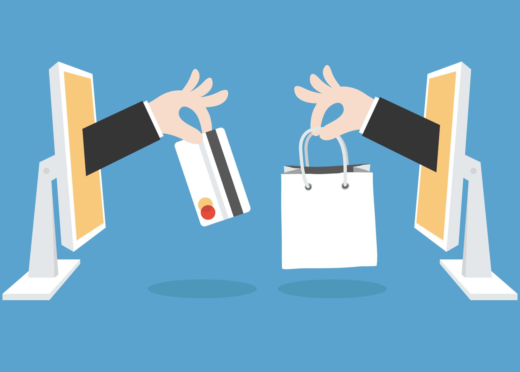 تخلف فروشگاههای اینترنتی در پس نگرفتن کالا