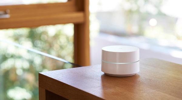 گوگل از روتر جدید خود با نام «وای فای» پرده برداشت