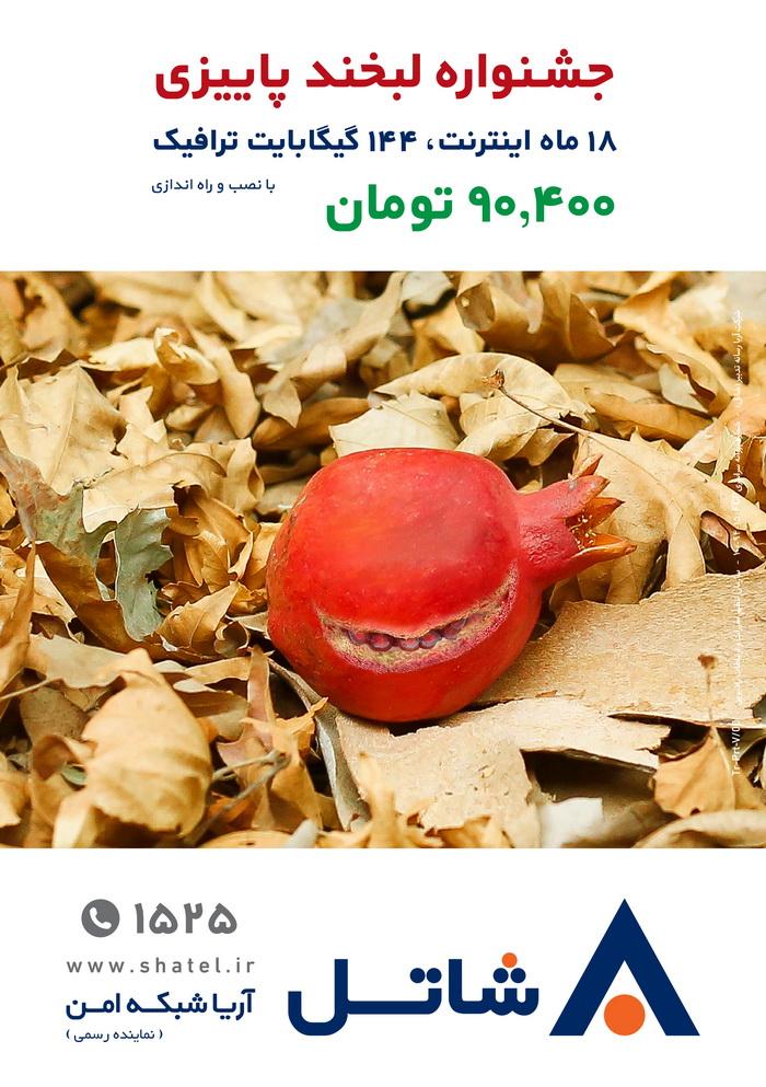 شرکت آریا شبکه امن نمایندگی شاتل در اصفهان