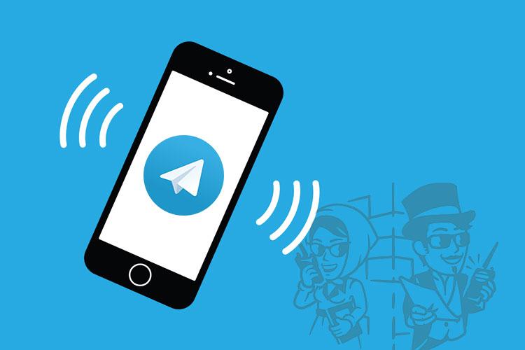 مذاکرات مجدد با دستگاه قضایی برای برقراری تماس صوتی تلگرام