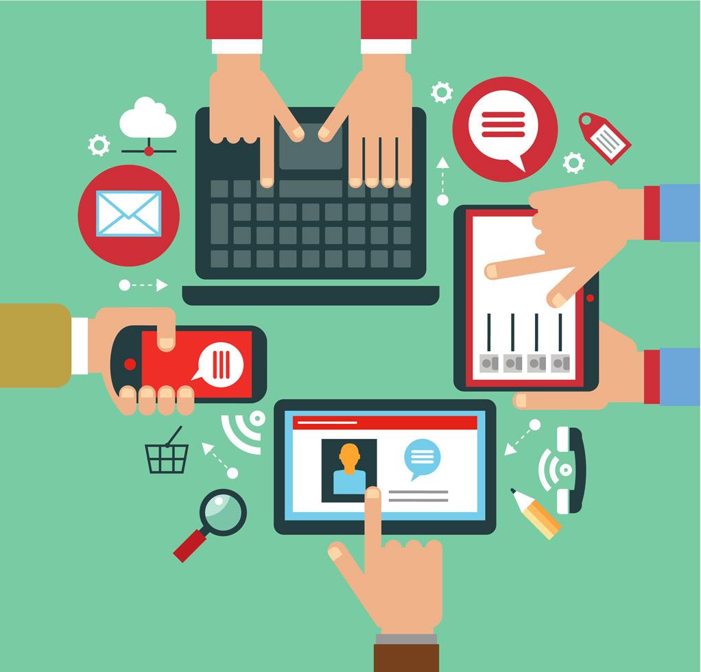 اطلاعات و ارتباطات دو ابزار اساسی مورد نیاز هرفعالیت کارآفرینی