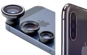 آیفون ۲۰۱۹ با دوربین سهگانه و سنسور سهبعدی معرفی میشود