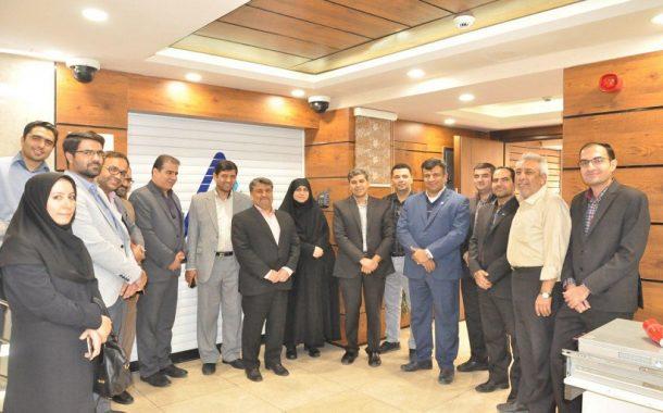 برگزاری جلسه کمیسیون حمل و نقل و فناوری اطلاعات شوراي اسلامي شهر اصفهان در سازمان فاوا