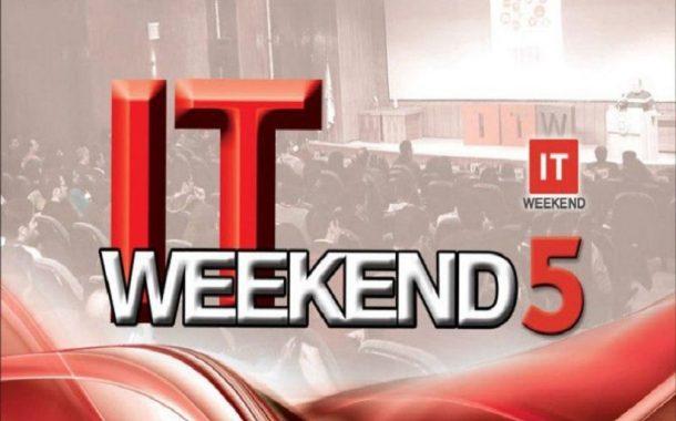 ثبت نام در پنجمین جشنواره فناوری اطلاعات کشور ITWEEKEND 5 آغاز شد