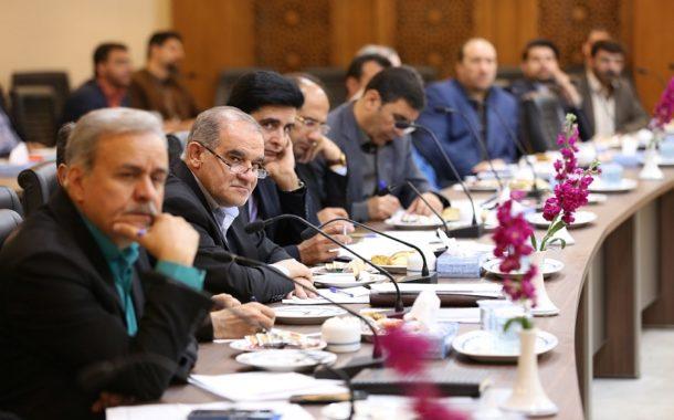 تعیین شاخص های اقتصادی و راهکارهای اجرایی بهبود شاخص ها در دستور کار شورای گفتگو اصفهان قرار گرفت