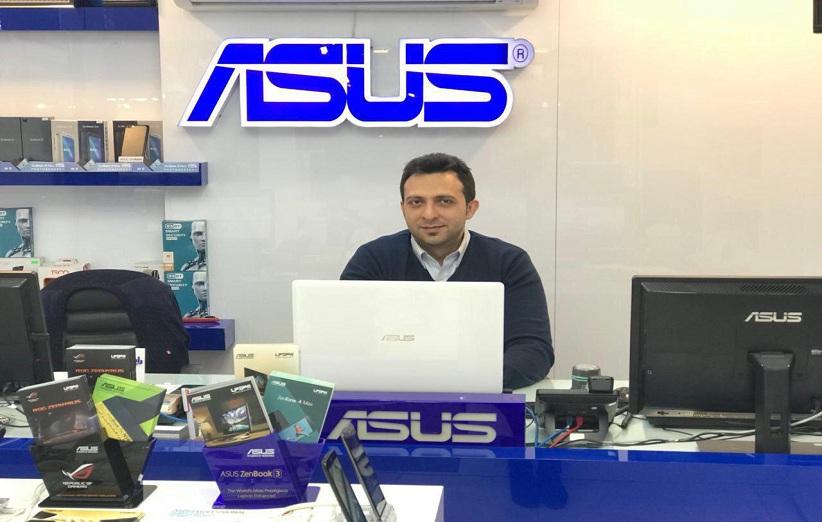 امین امامیه دبیر کمیسیون سخت افزار سازمان